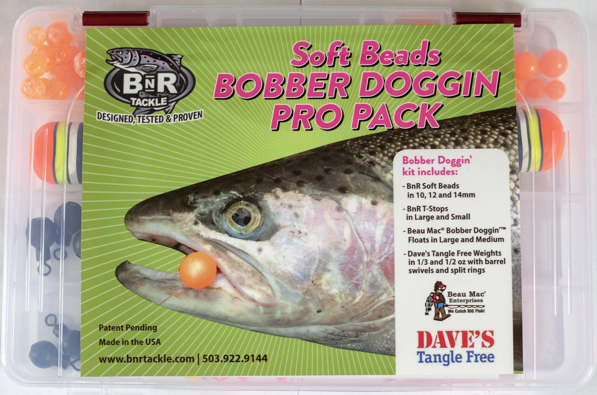 Bobber Doggin Pack Bnr Tackle