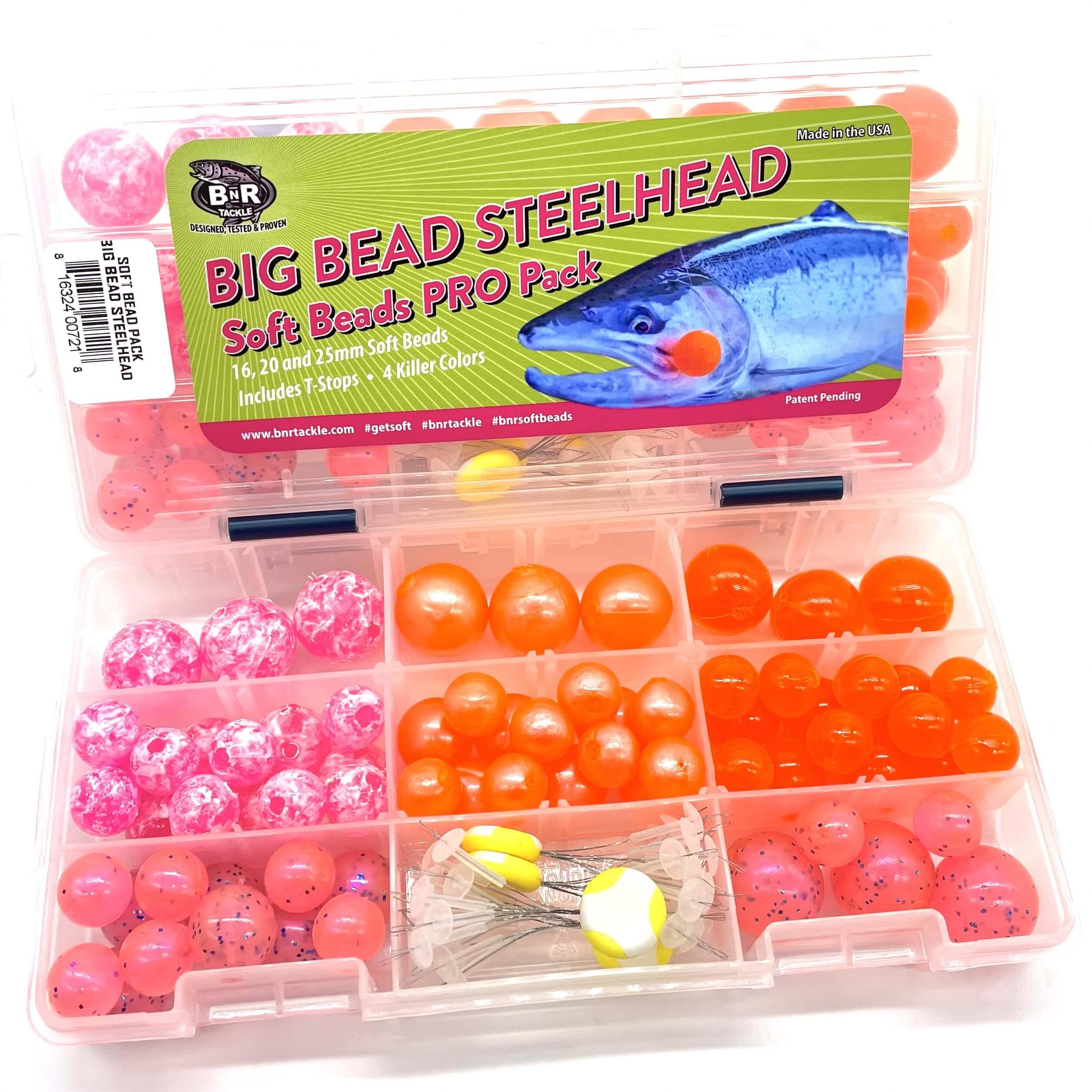 Big Bead Steelhead Pro Pack